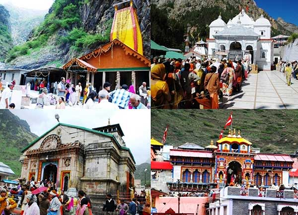 Best Travel Agent for Char Dham Car Service from Haridwar